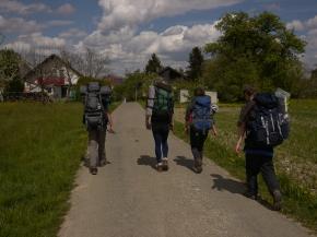 Ein halbes Jahr auf WanderUni - Sechs Monate, sechs Menschen
